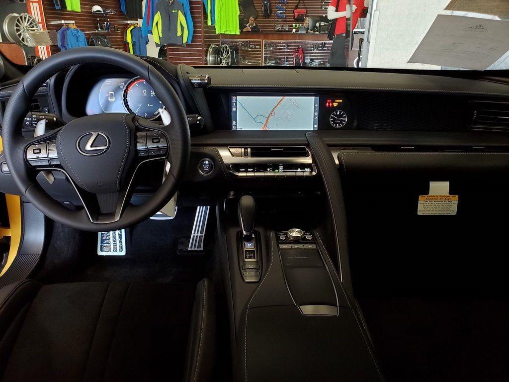 2019 Lexus LC LC 500 RWD - 18797387 - 12