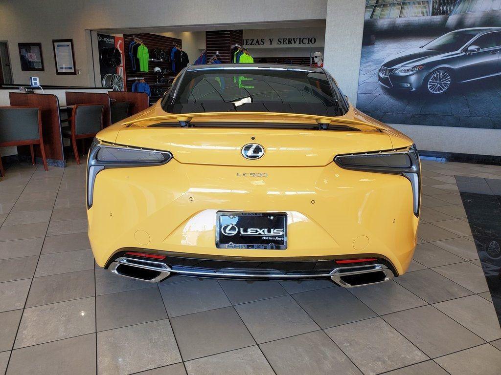 2019 Lexus LC LC 500 RWD - 18797387 - 4