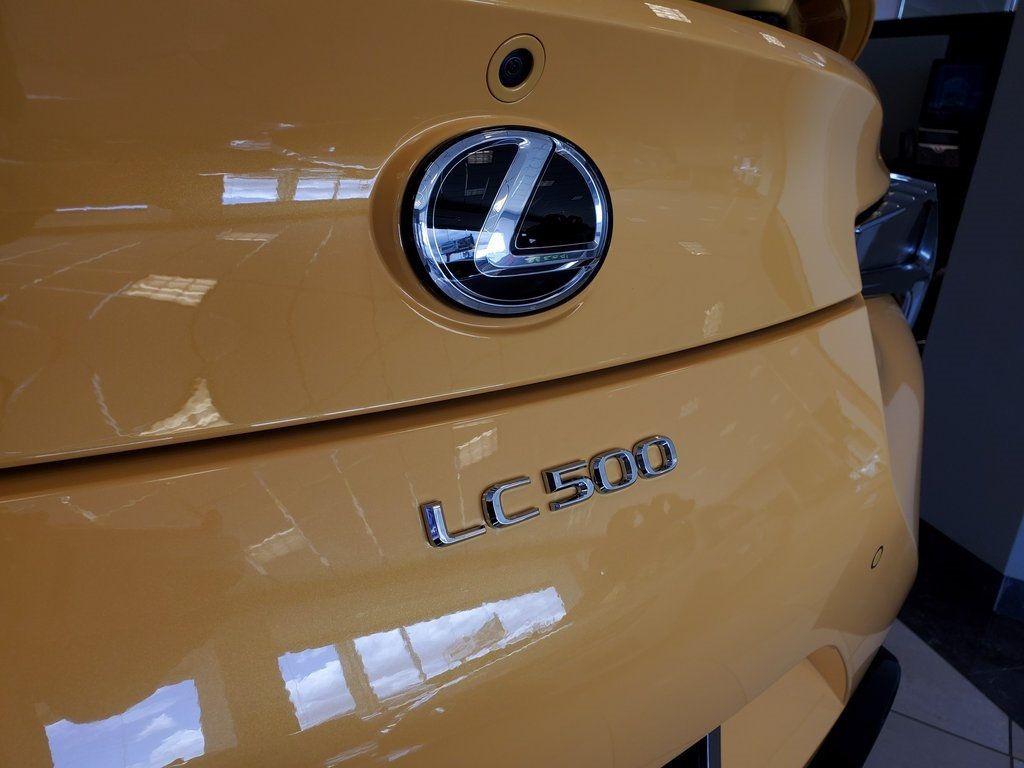 2019 Lexus LC LC 500 RWD - 18797387 - 6