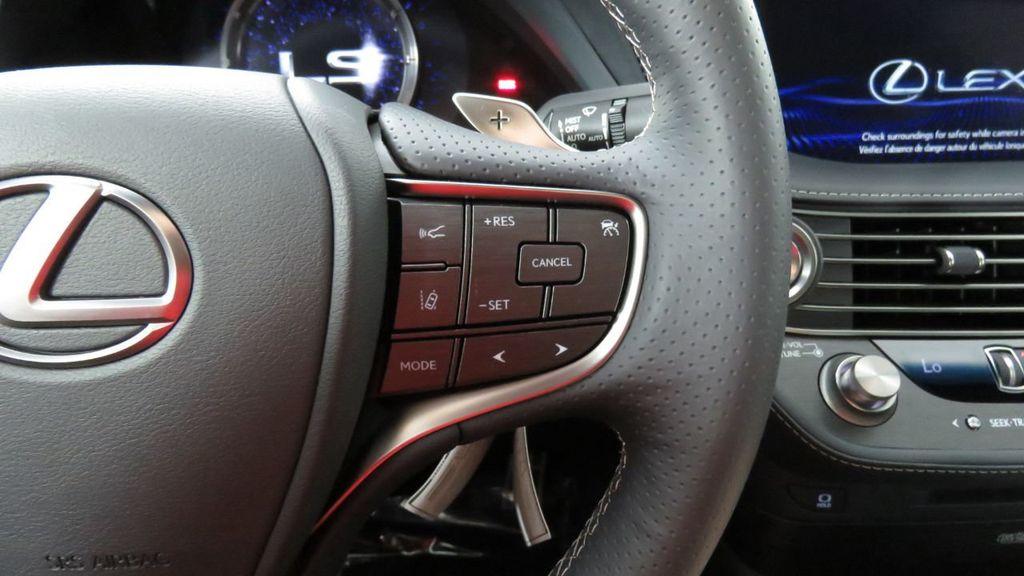 2019 Lexus LS LS 500 F SPORT RWD - 18440657 - 13