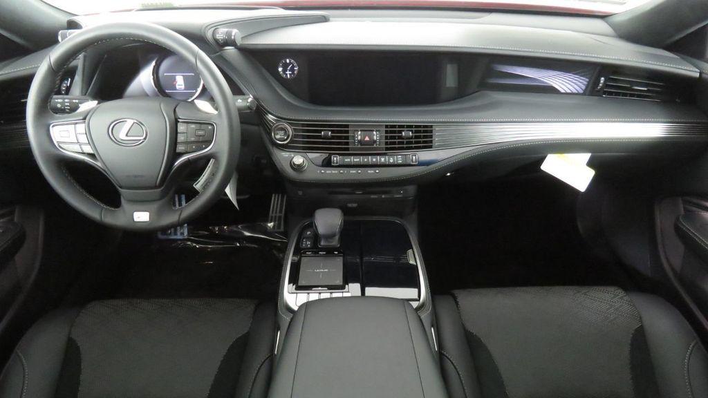 2019 Lexus LS LS 500 F SPORT RWD - 18440657 - 14