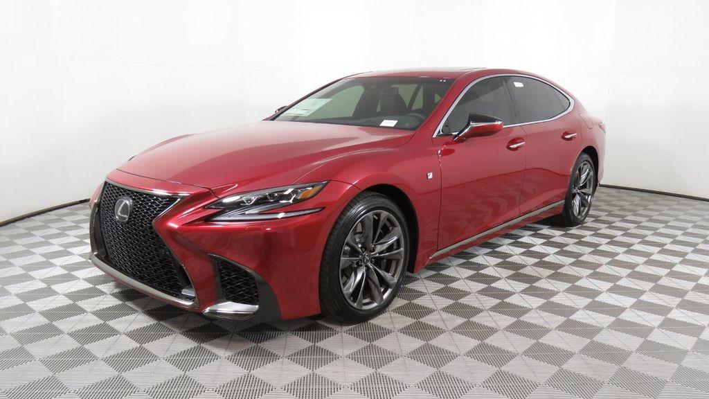 2019 Lexus LS LS 500 F SPORT RWD - 18440657 - 2