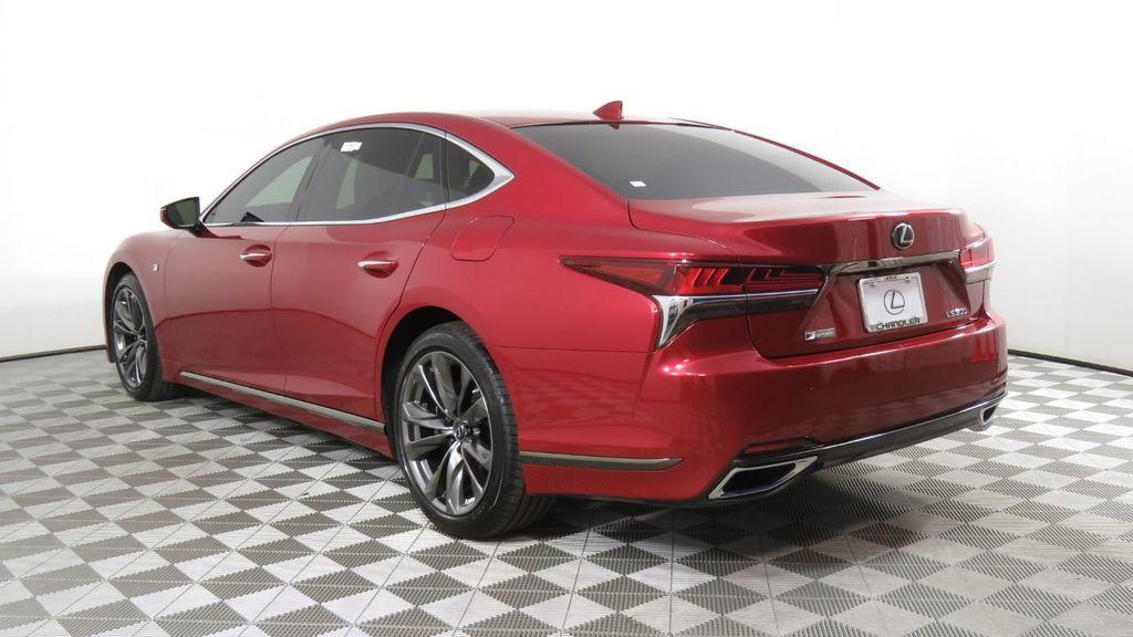 2019 Lexus LS LS 500 F SPORT RWD - 18440657 - 4