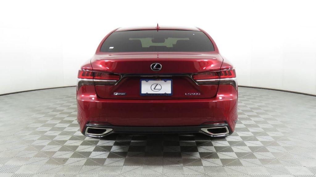 2019 Lexus LS LS 500 F SPORT RWD - 18440657 - 5