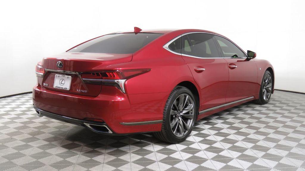 2019 Lexus LS LS 500 F SPORT RWD - 18440657 - 6