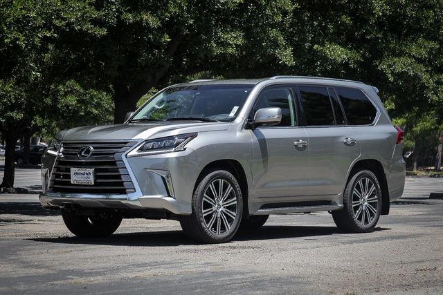 Lexus 3 Row Suv >> 2019 Lexus Lx Lx 570 Three Row 4wd Suv For Sale Pleasanton Ca 100 220 Motorcar Com