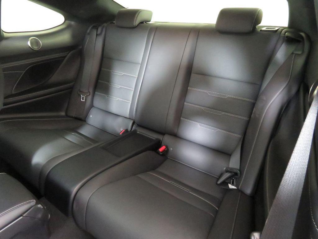 2019 Lexus RC RC 350 F SPORT RWD - 18896495 - 22