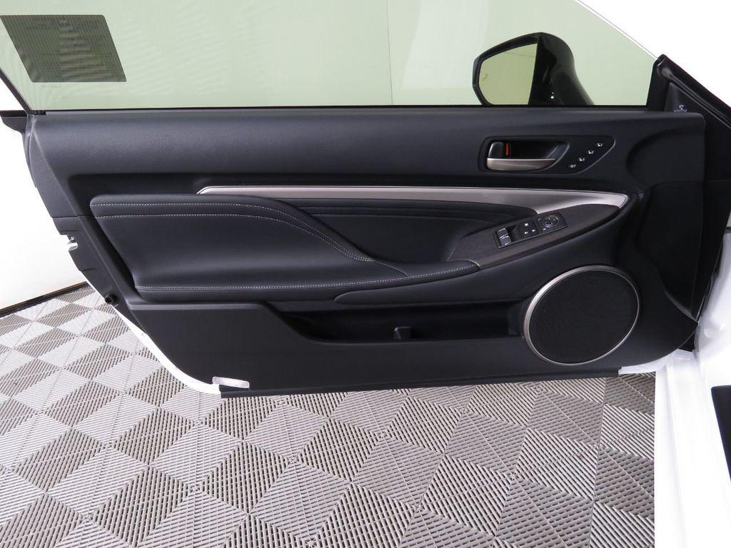 2019 Lexus RC RC 350 F SPORT RWD - 18896495 - 25