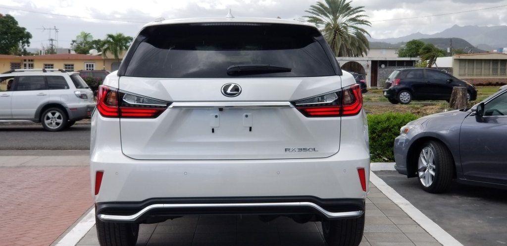 2019 New Lexus RX RX 350L Premium FWD at Lexus de Ponce, PR