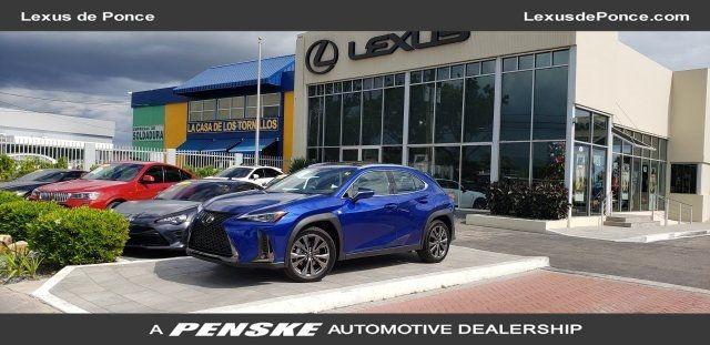 2019 Lexus UX UX 200 F SPORT FWD - 18499037 - 2