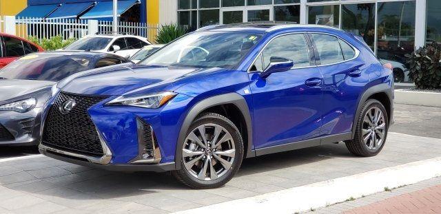 2019 Lexus UX UX 200 F SPORT FWD - 18499037 - 3