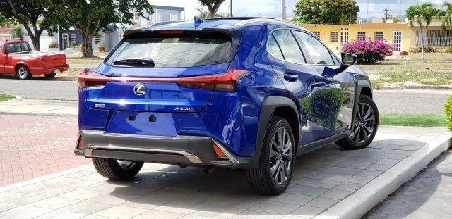 2019 Lexus UX UX 200 F SPORT FWD - 18499037 - 5