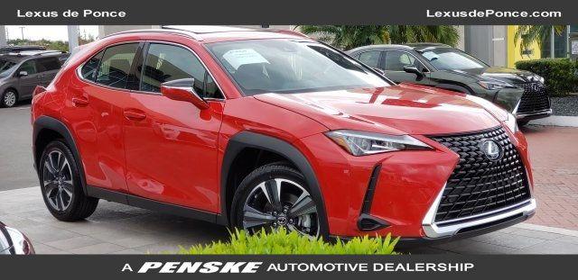 2019 Lexus UX UX 200 F SPORT FWD - 18503847 - 0