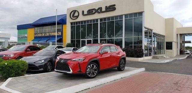 2019 Lexus UX UX 200 F SPORT FWD - 18503847 - 2