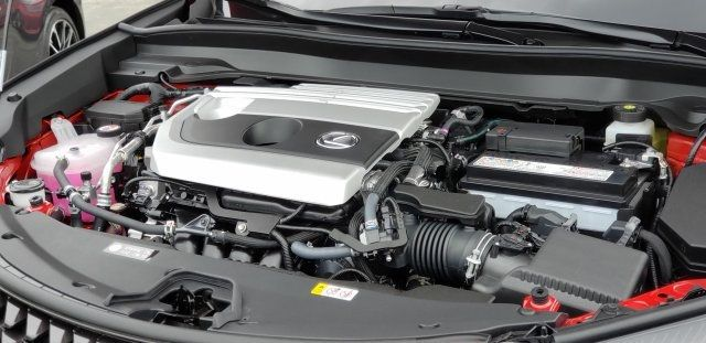 2019 Lexus UX UX 200 F SPORT FWD - 18503847 - 34