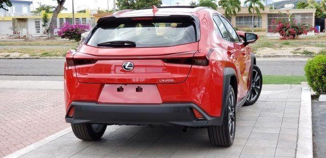 2019 Lexus UX UX 200 F SPORT FWD - 18503847 - 5