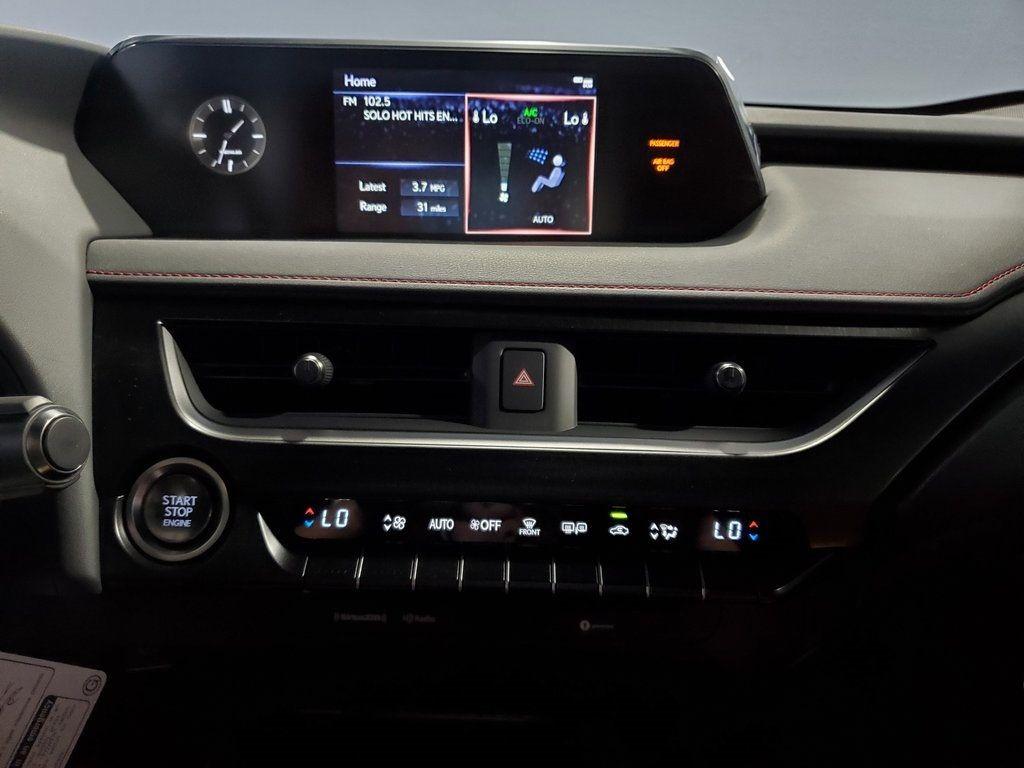 2019 Lexus UX UX 200 F SPORT FWD - 18695216 - 17