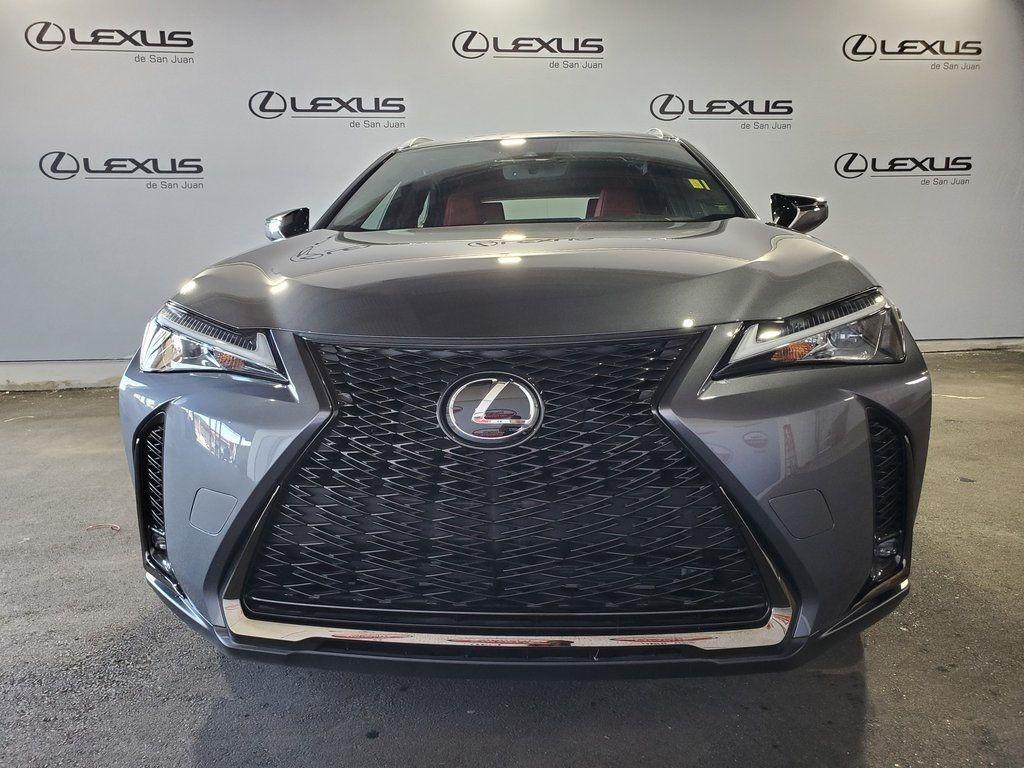 2019 Lexus UX UX 200 F SPORT FWD - 18695216 - 1