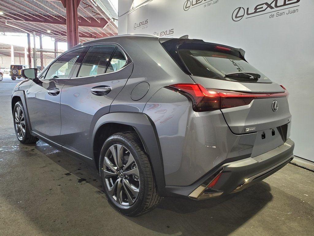 2019 Lexus UX UX 200 F SPORT FWD - 18695216 - 3