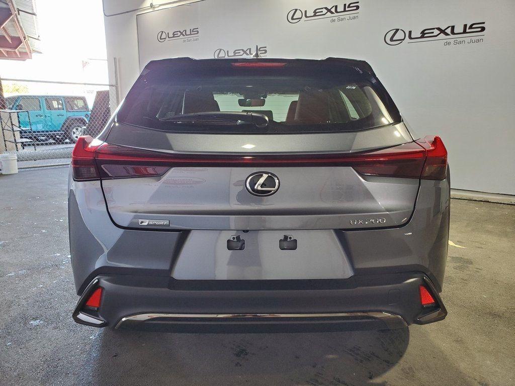 2019 Lexus UX UX 200 F SPORT FWD - 18695216 - 4