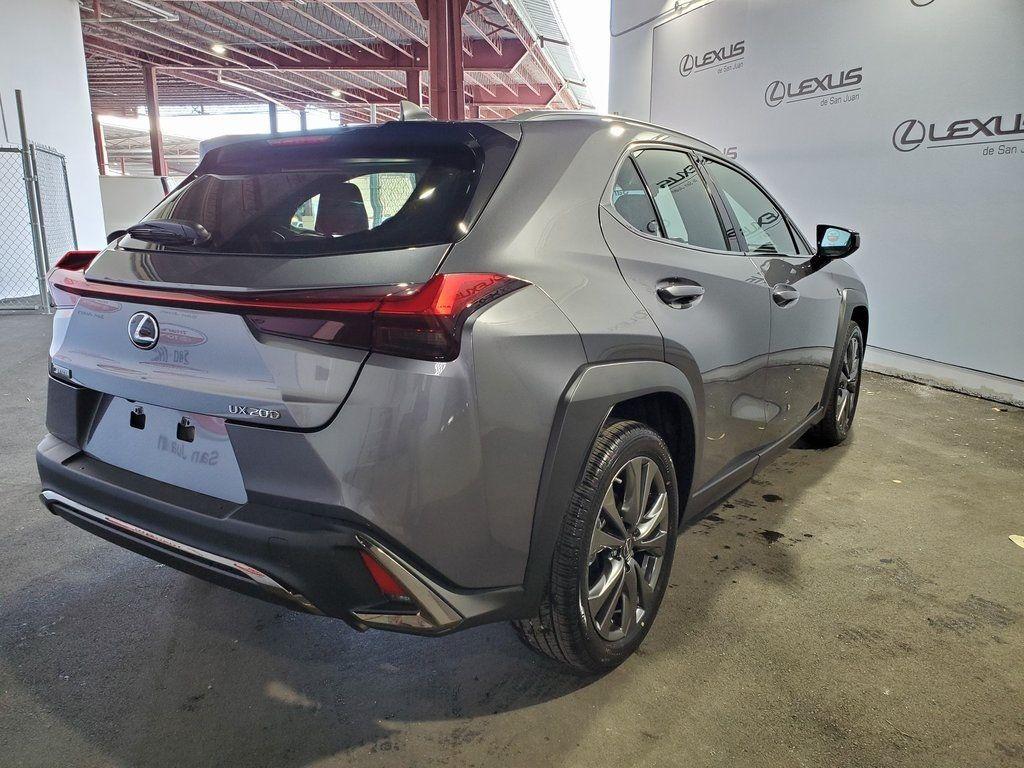 2019 Lexus UX UX 200 F SPORT FWD - 18695216 - 5