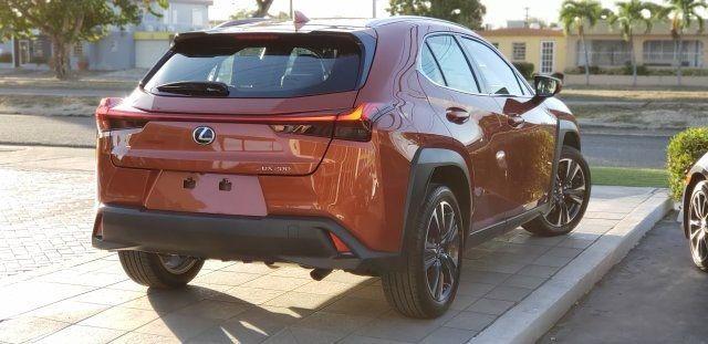 2019 Lexus UX UX 200 FWD - 18598950 - 6