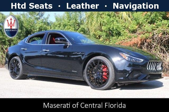 2019 Maserati Ghibli  - 18188522 - 0