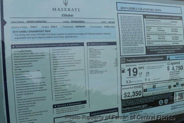 2019 Maserati Ghibli  - 18203497 - 45