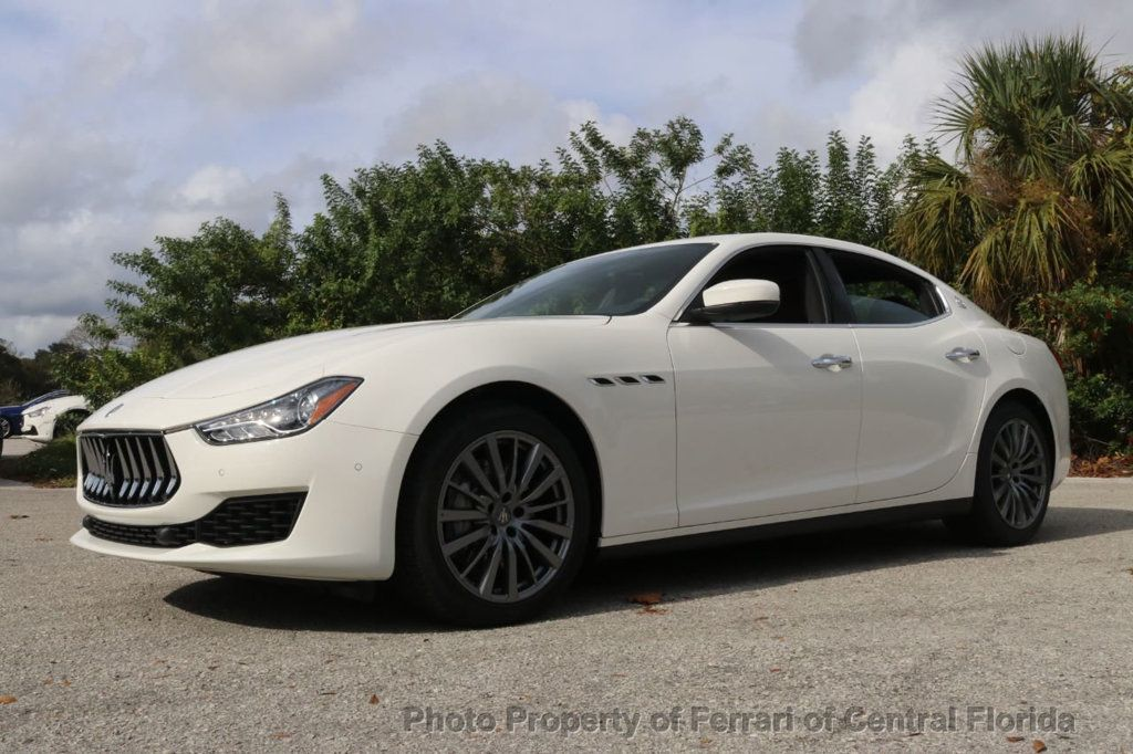 Dealer Video - 2019 Maserati Ghibli 3.0L - 18482755