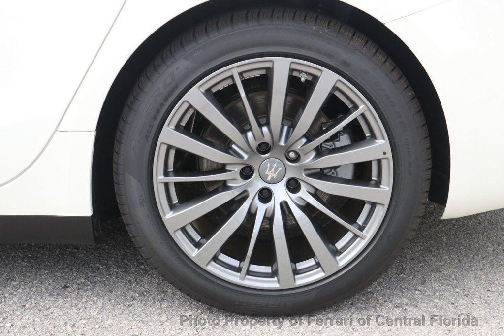 2019 Maserati Ghibli 3.0L - 18482755 - 13