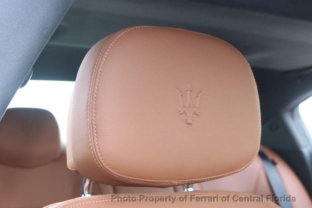 2019 Maserati Ghibli 3.0L - 18482755 - 27