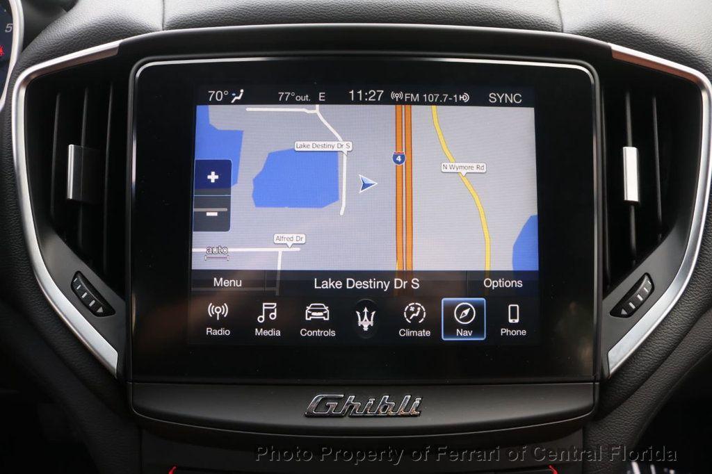2019 Maserati Ghibli 3.0L - 18482755 - 37
