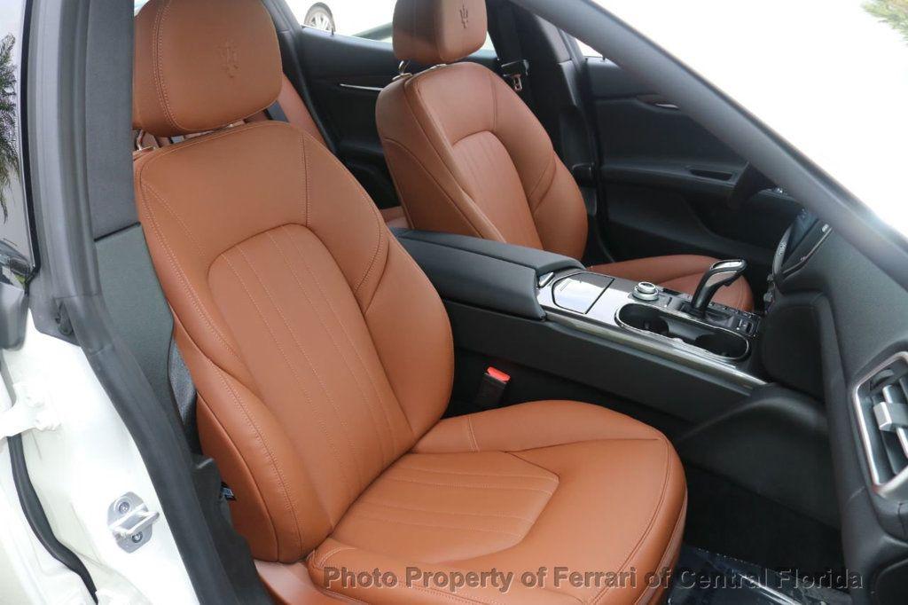 2019 Maserati Ghibli 3.0L - 18482755 - 4