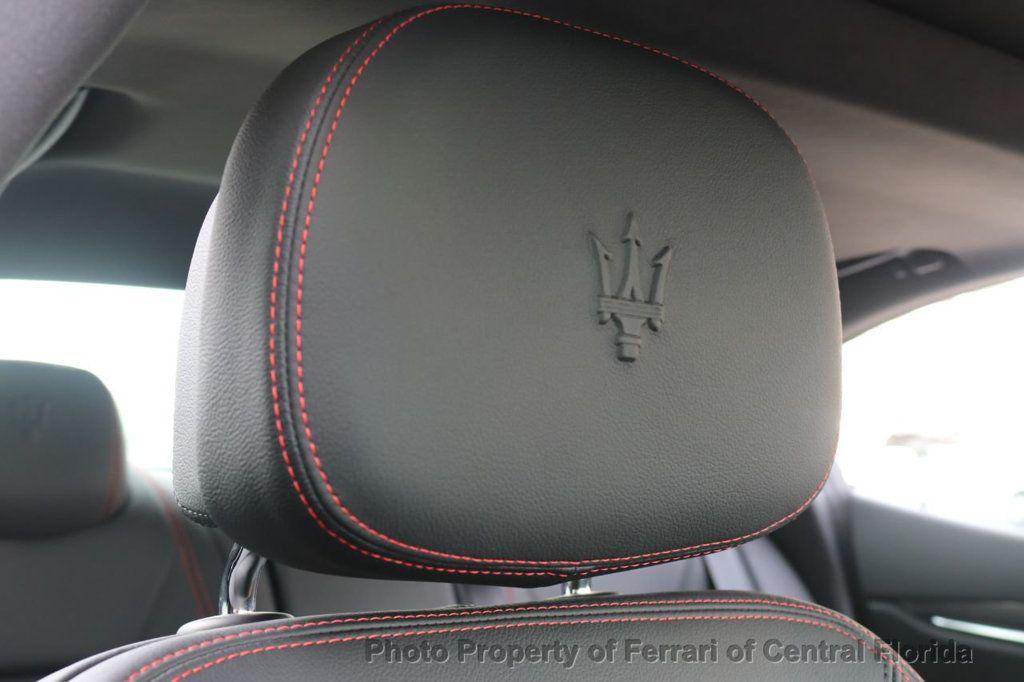 2019 Maserati Ghibli 3.0L - 18482775 - 27