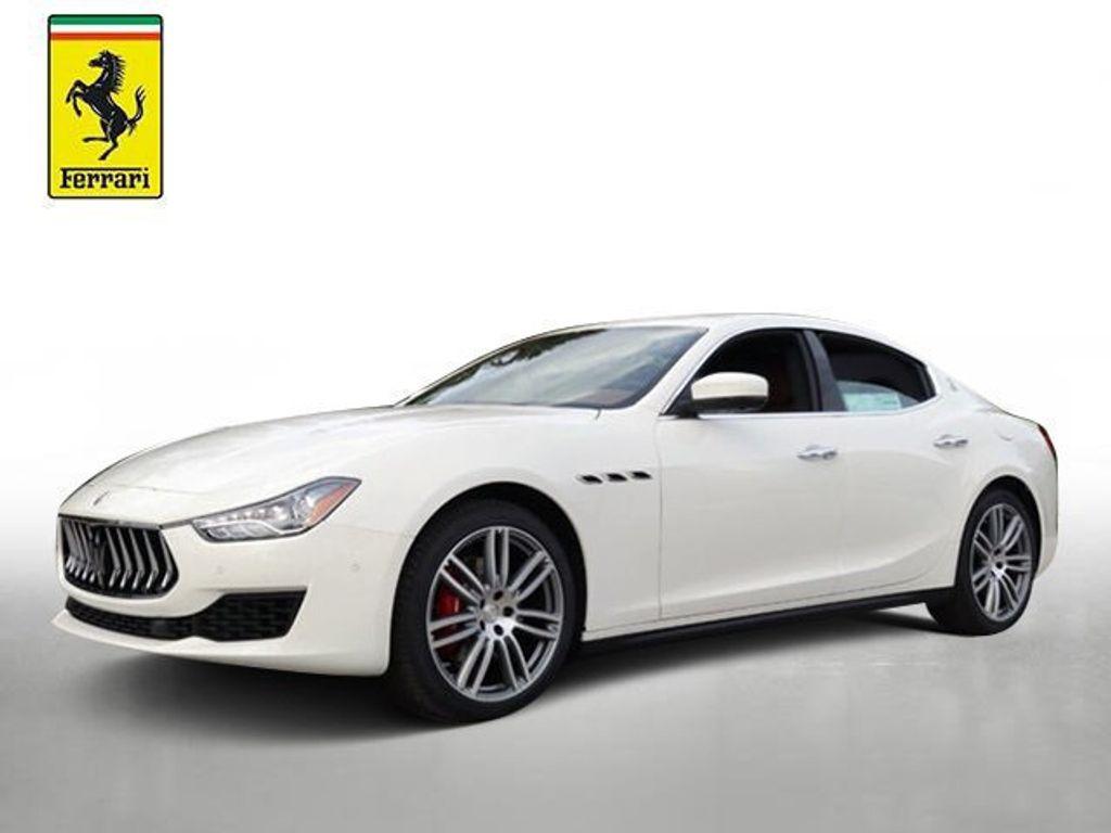 2019 Maserati Ghibli 3.0L - 18482784 - 0