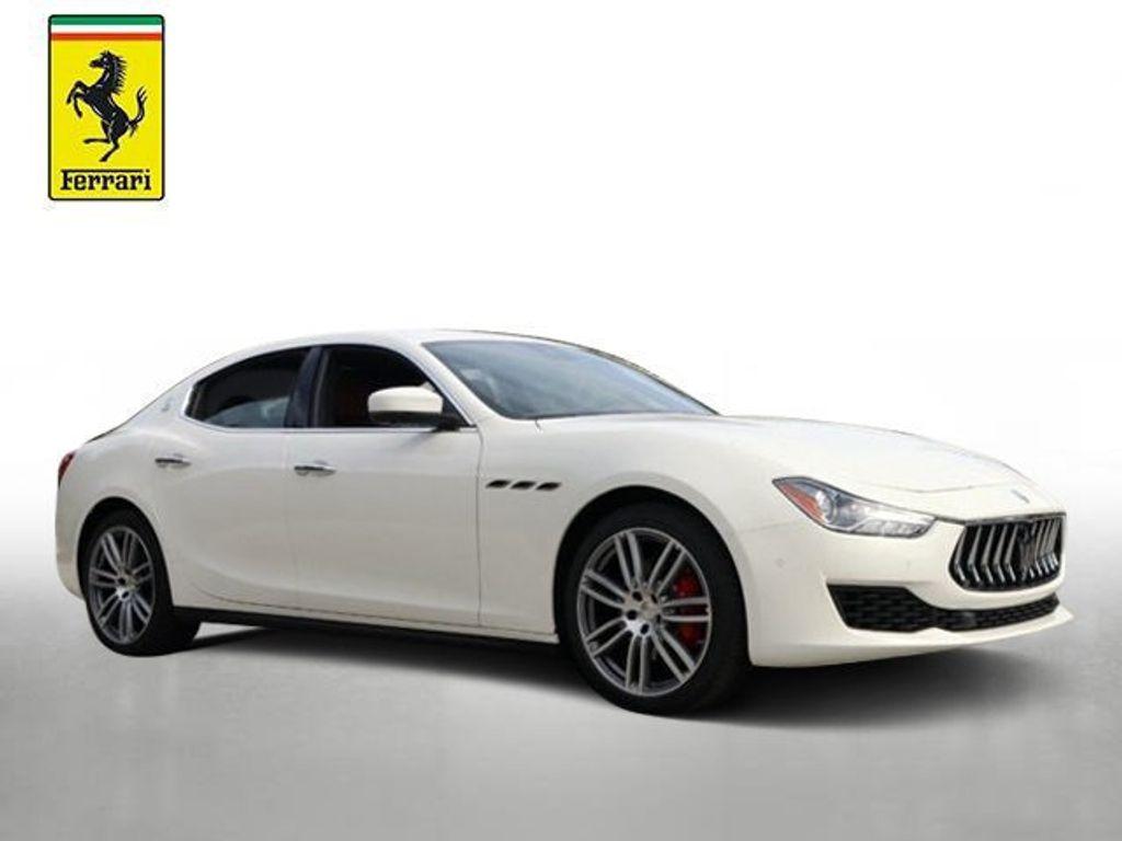2019 Maserati Ghibli 3.0L - 18482784 - 10