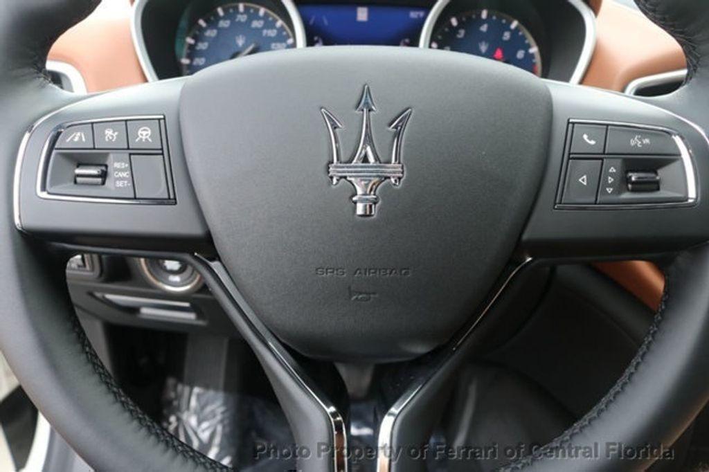 2019 Maserati Ghibli 3.0L - 18482784 - 32