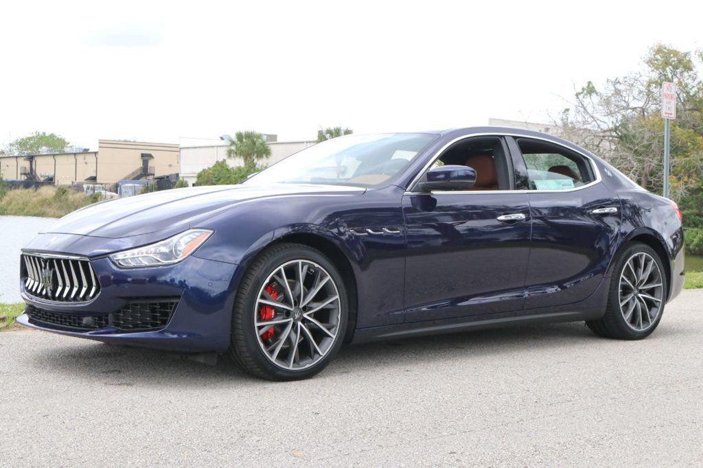 2019 Maserati Ghibli 3.0L - 18638279 - 0