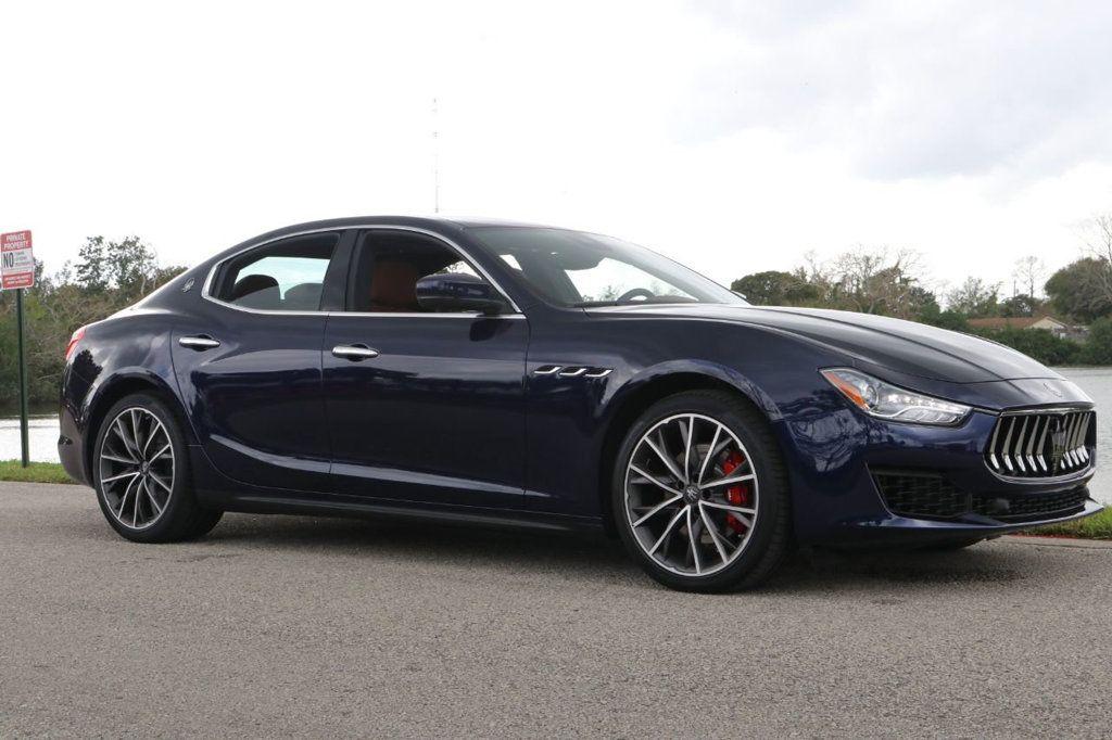 2019 Maserati Ghibli 3.0L - 18638279 - 10