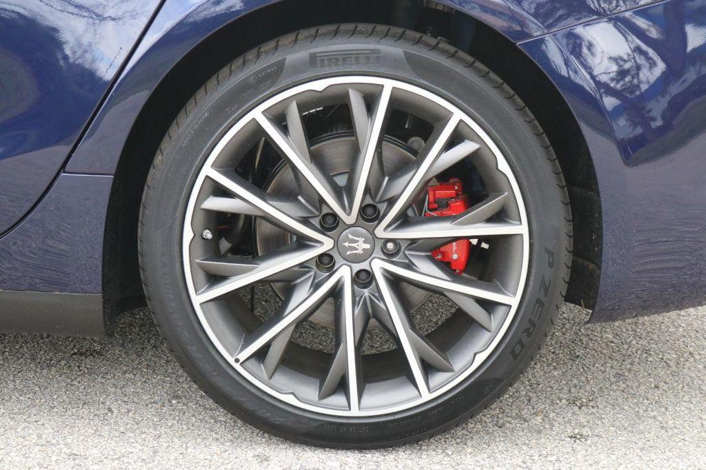 2019 Maserati Ghibli 3.0L - 18638279 - 12