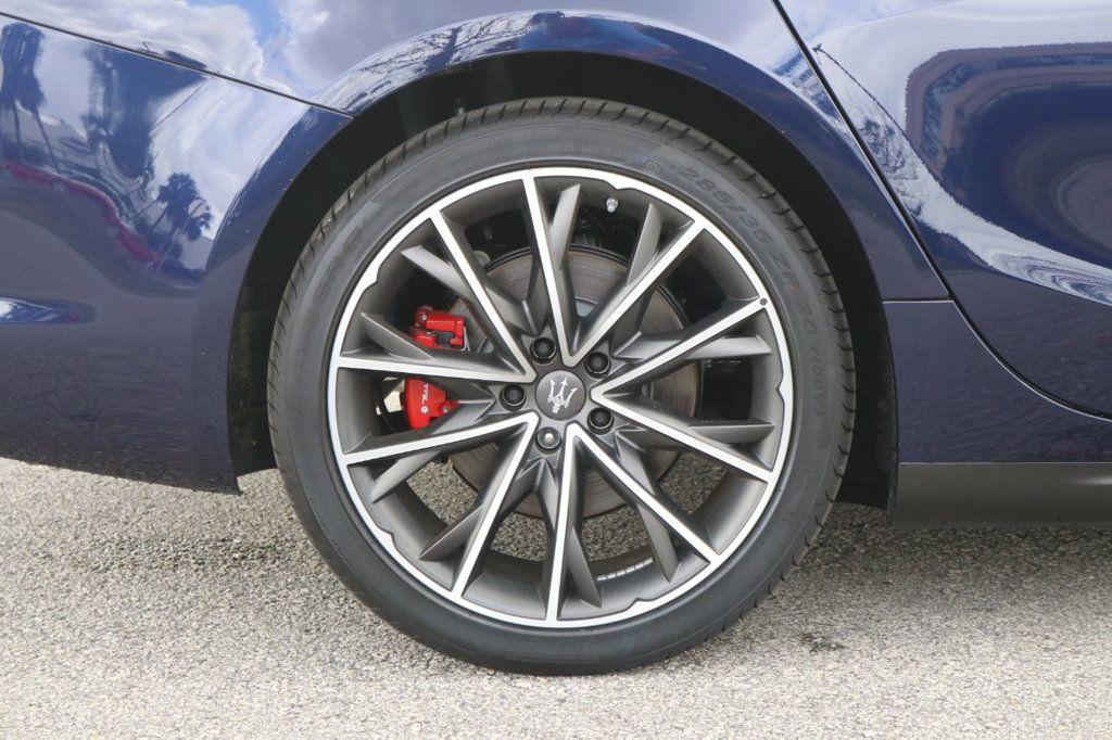 2019 Maserati Ghibli 3.0L - 18638279 - 14