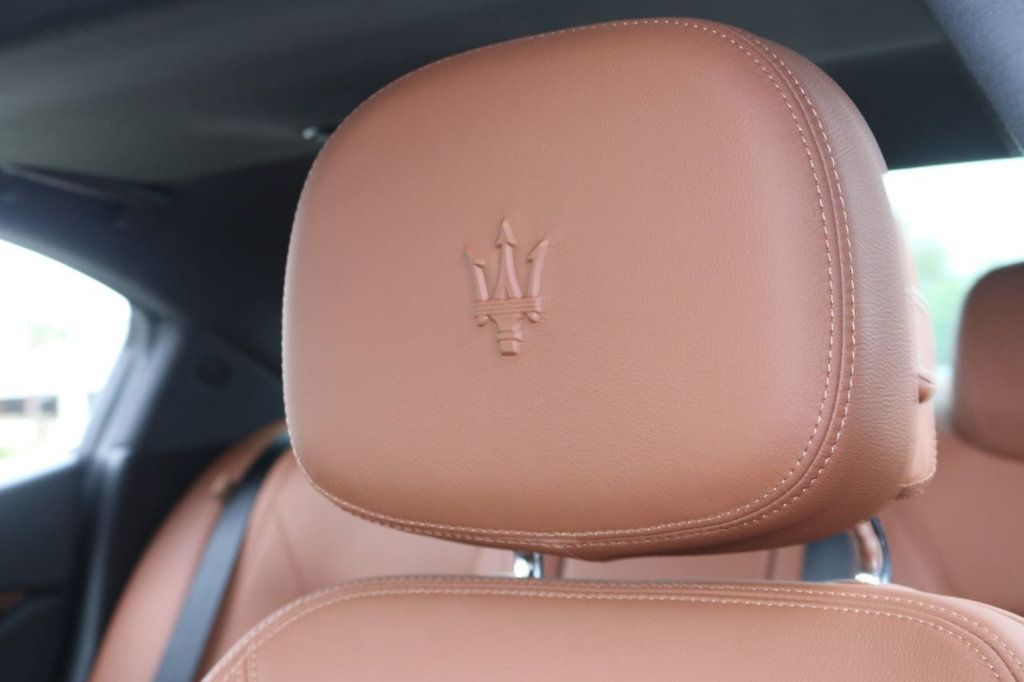 2019 Maserati Ghibli 3.0L - 18638279 - 16