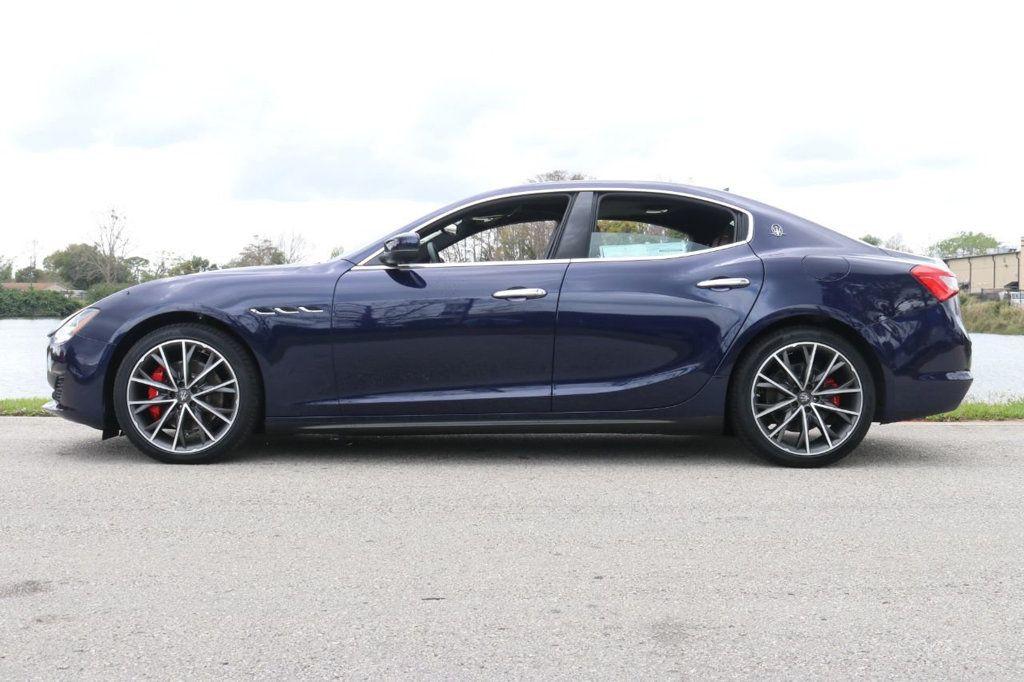 2019 Maserati Ghibli 3.0L - 18638279 - 2