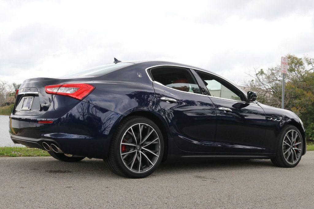 2019 Maserati Ghibli 3.0L - 18638279 - 8