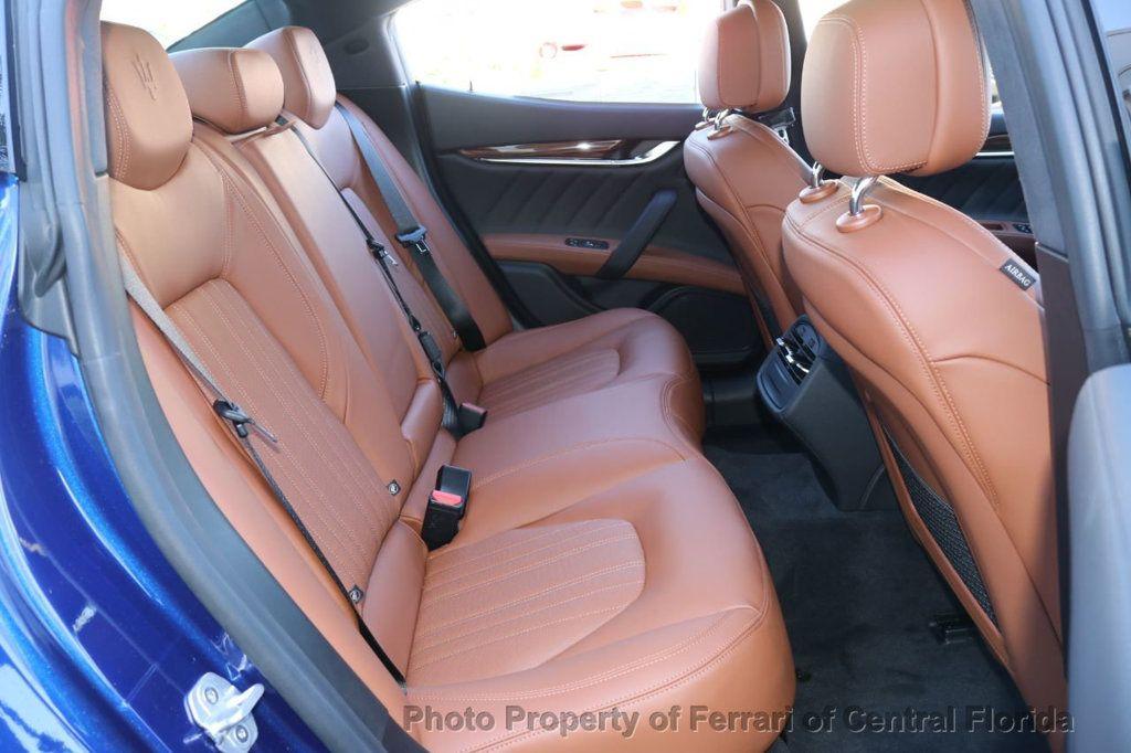 2019 Maserati Ghibli GranLusso 3.0L - 18533739 - 25
