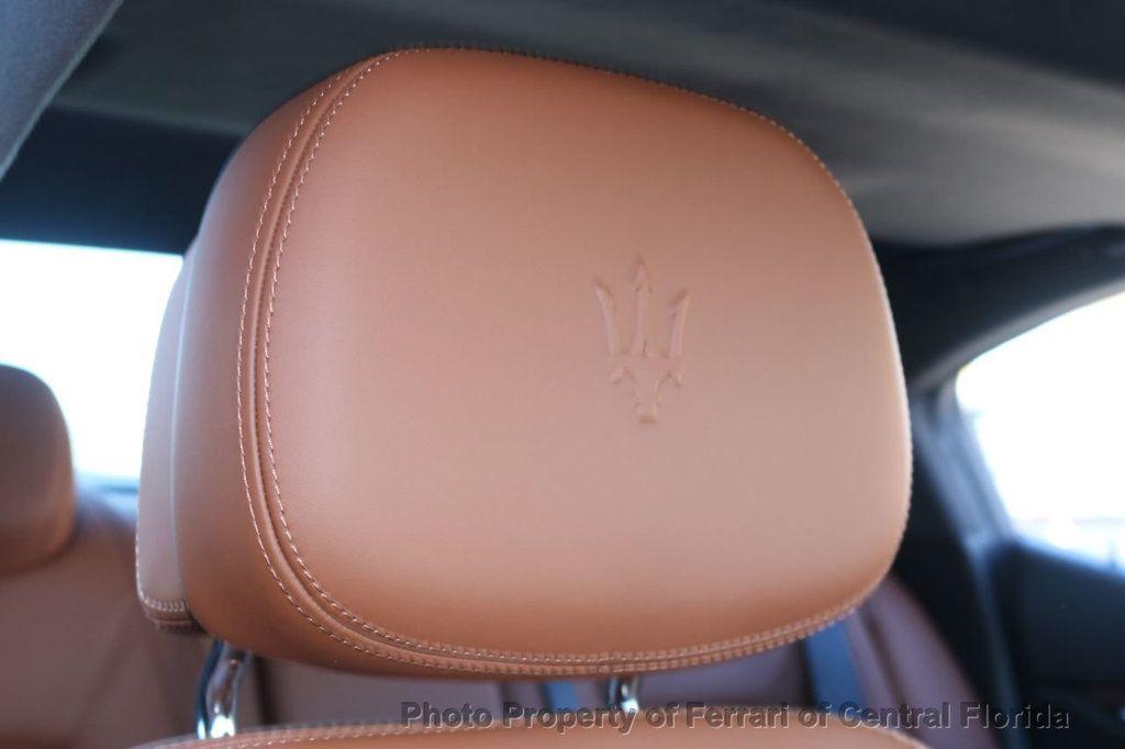 2019 Maserati Ghibli GranLusso 3.0L - 18533739 - 27