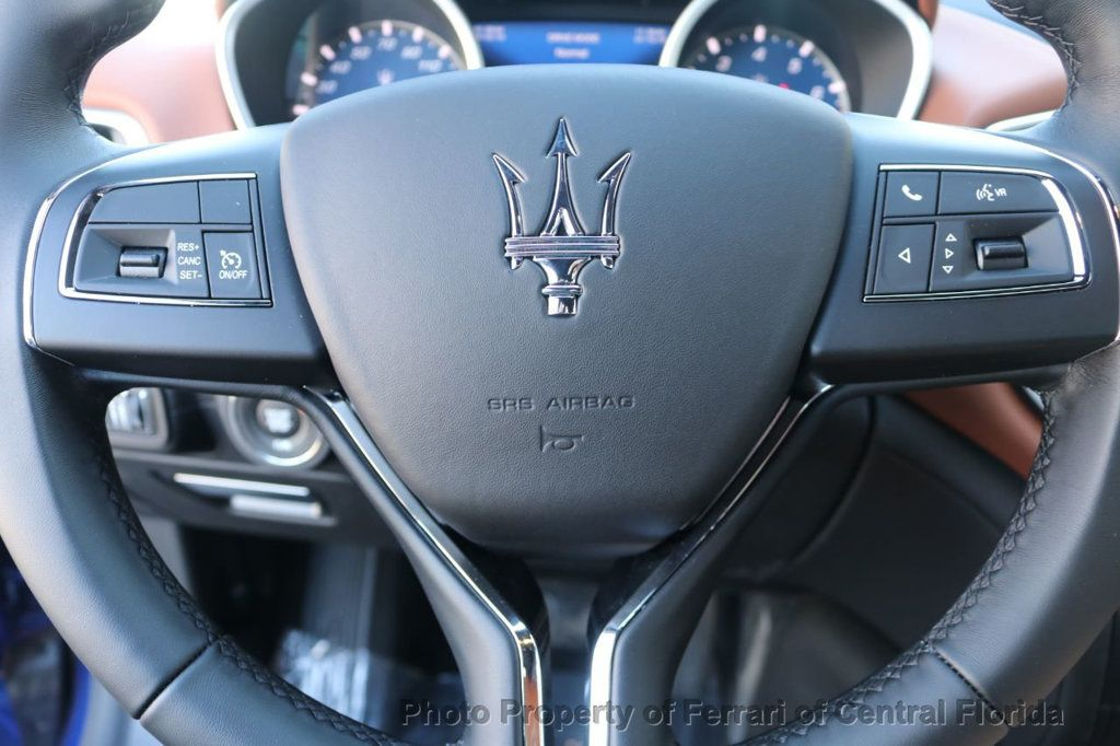 2019 Maserati Ghibli GranLusso 3.0L - 18533739 - 32