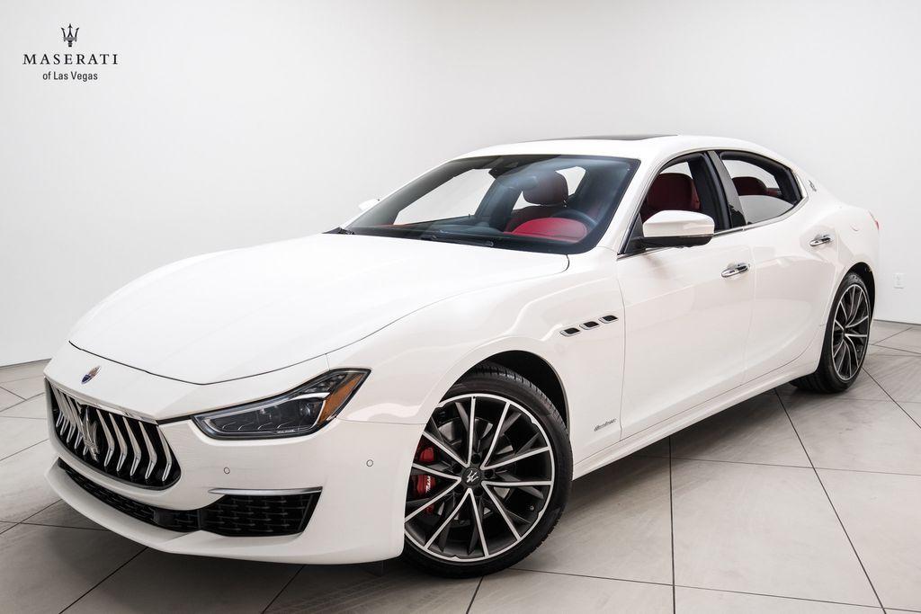 2019 Maserati Ghibli GranLusso 3.0L - 18140253 - 0