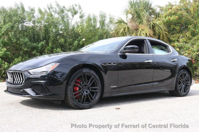 2019 Maserati Ghibli GranSport - 18482782 - 0