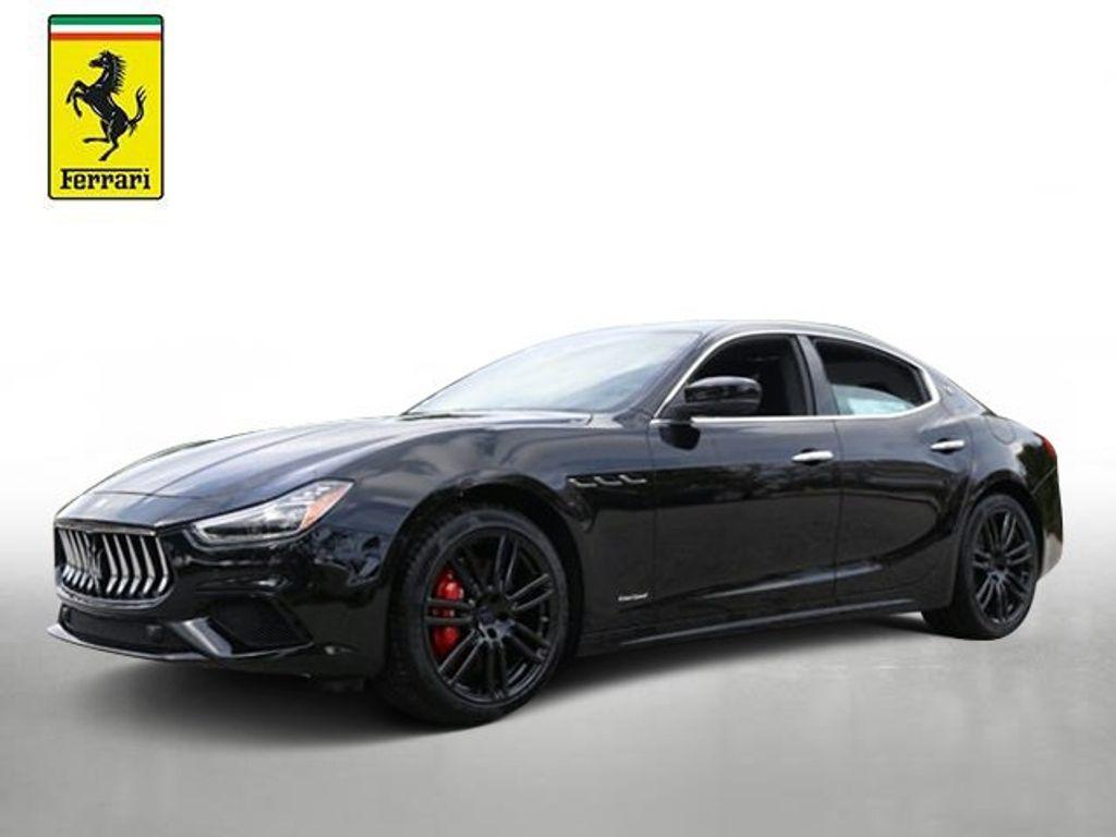 2019 Maserati Ghibli GranSport 3.0L - 18482759 - 0